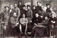 Командный состав тамбовского Губчека. 1921 г.