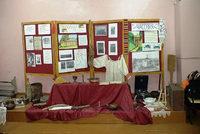 """Экспозиция школьного музея """"Макариха"""""""